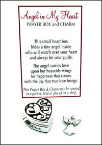 cancer gifts - angel box