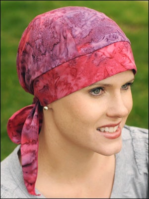 headwraps for cancer patients